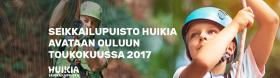 Seikkailupuisto Huikia